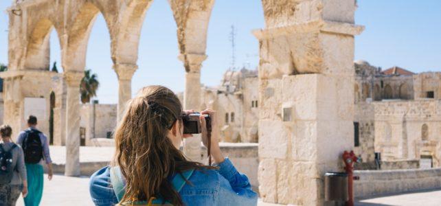 Icône traduction tourisme